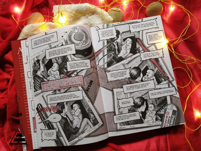 Dispelling the myth comic books are meant only for kids; these too have power to tell stories