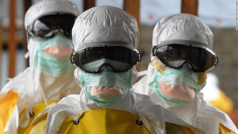 Disease X: Doc who discovered Ebola warns of new infections deadlier than Covid