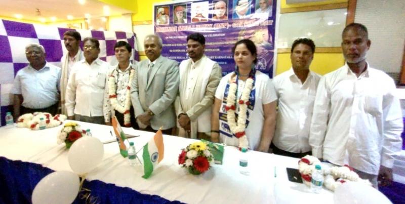 BSP kickstarts   political   work in State