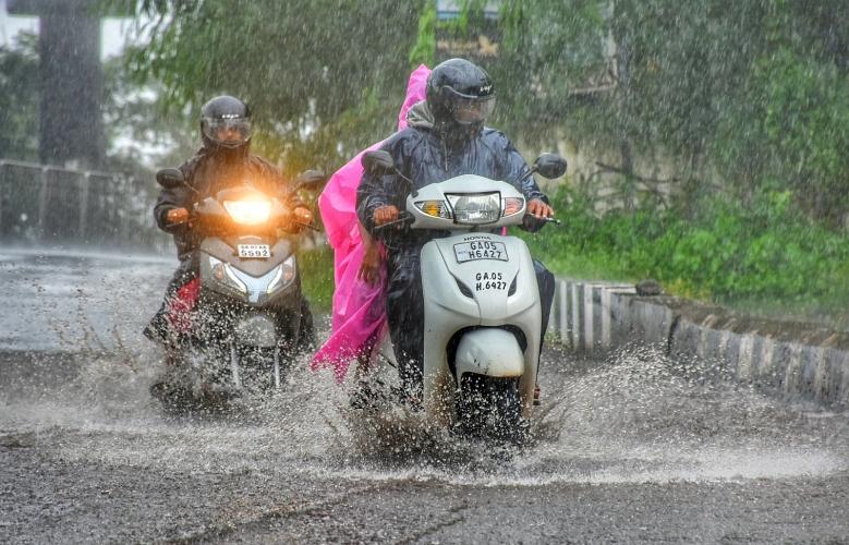 Unseasonal rain, hailstorm in Goa