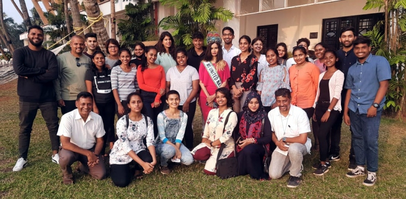 Goan youth fighting to save environment get a shot in arm as Miss UN 2018 extends support