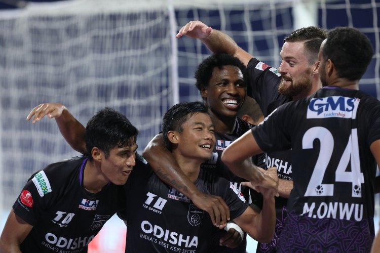 Parting fireworks: Odisha down E Bengal in 11-goal thriller