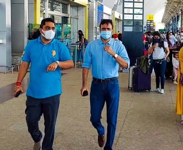 Ward quota SLP: Goa Forward VP, ex-AG leave for Delhi