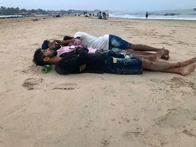 Social media rages against voyeuristic tourists