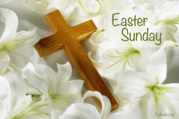 WHY EASTER IS CALLED EASTER…  & other little-known facts about the day