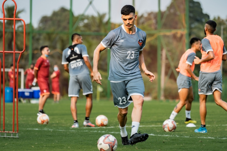 Playing in home conditions an advantage for FC Goa: Bedia