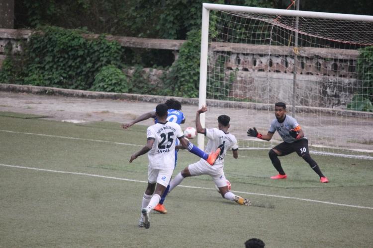 Pro League: Calangute Association edge Panjim Footballers