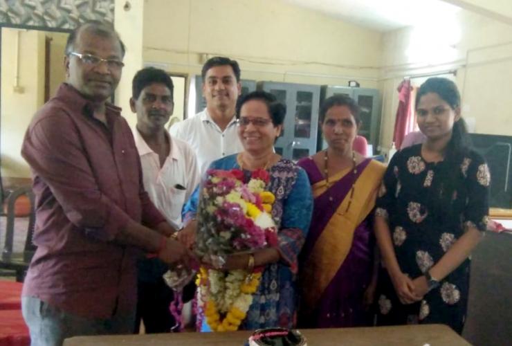 New sarpanch for Bironda panchayat