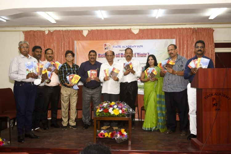 TAG releases 5 books on tiatrs