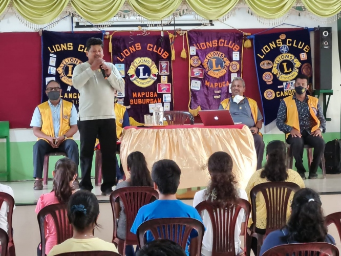 Career counselling programme at Nagoa