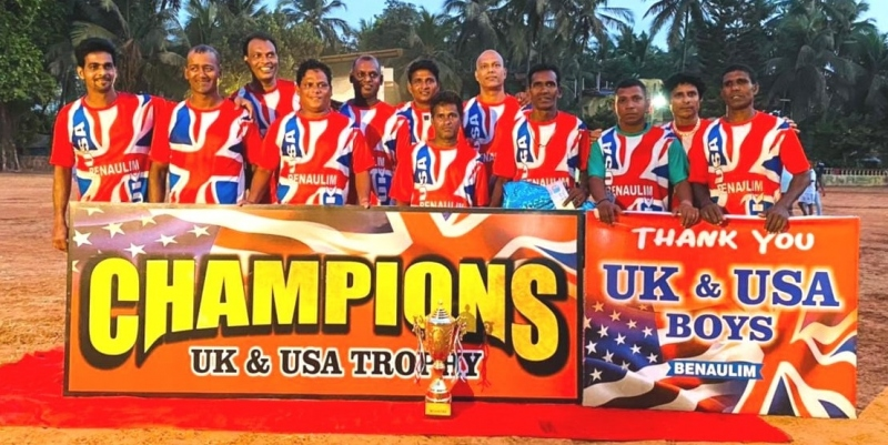 Marc Caterers claim UK/US Trophy