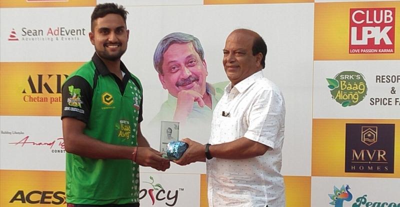 Parrikar Trophy T20: Salgaocar CC, SK Jogging advance