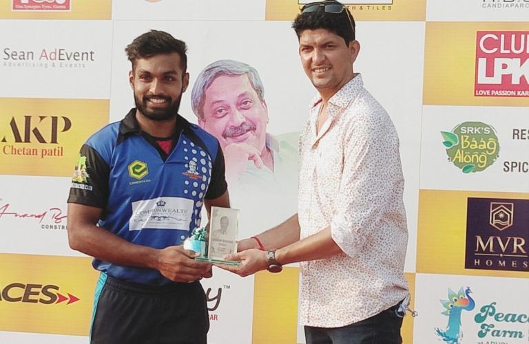 Parrikar Trophy T20: MCC, Khorlim XI reach quarters