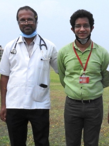 Dr Gomes returns to ESI hospital as specialist