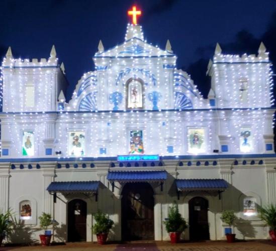 Agonda misses parish feast for second year