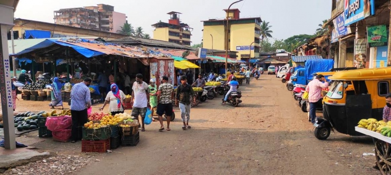 Lockdown lifted, but hustle & bustle missing in Margao markets