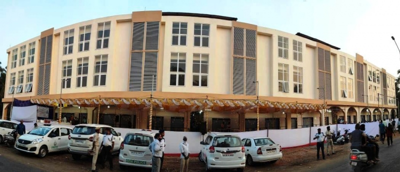 Cuncolim's new commercial project will now play host to Covid care centre