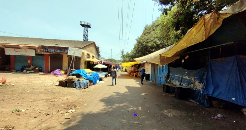 Police shut down markets in Vasco due to crowding