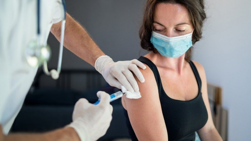 No vaccine side-effects? Nothing to worry about