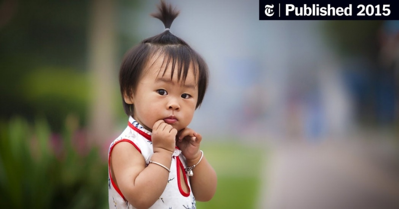 A 3rd kid? No thanks, many Chinese say