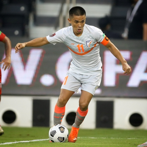 Chhetri plays and scores like a 25-year-old: Stimac