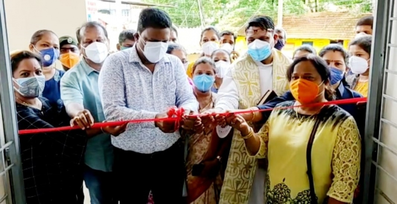 20-bedded Covid care centre opened in Cuncolim complex