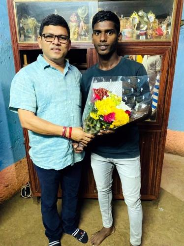 Sanguem footballer scores big, joins Kerala Blasters