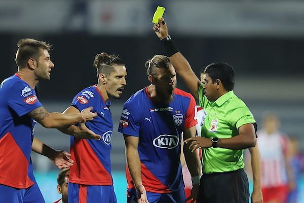 Tejas elated to be named AIFF's best referee