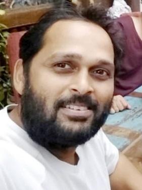 Rajtilak Naik wins GPU medal   in photojournalism