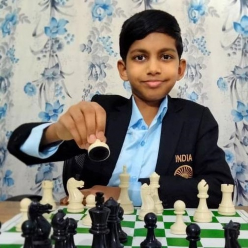 Ethan clinches team gold for India at Asian Schools Chess C'ship