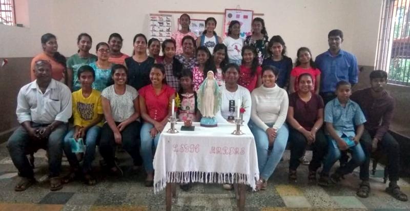 Legion of Mary: Shaping the lay Christian faithful in Goa