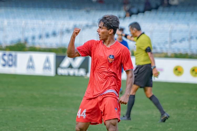 FC Goa reach Durand Cup quarters with win over Sudeva