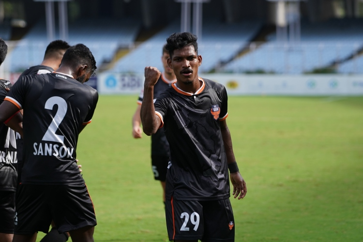 FC Goa thrash Jamshedpur 5-0 to top Durand Cup group