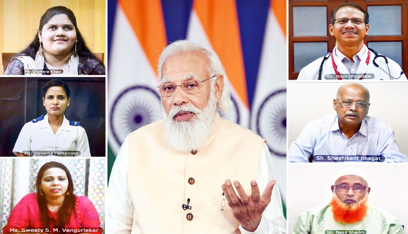Fully vaccinated Goa could  lead tourism revival: Modi