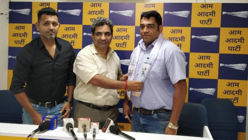 North Goa RSP chief joins AAP