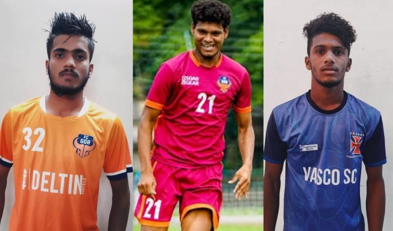 Goan trio join Corbett FC