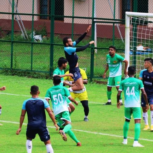 Odisha FC down Salgaocar 3-1 in pre-season friendly