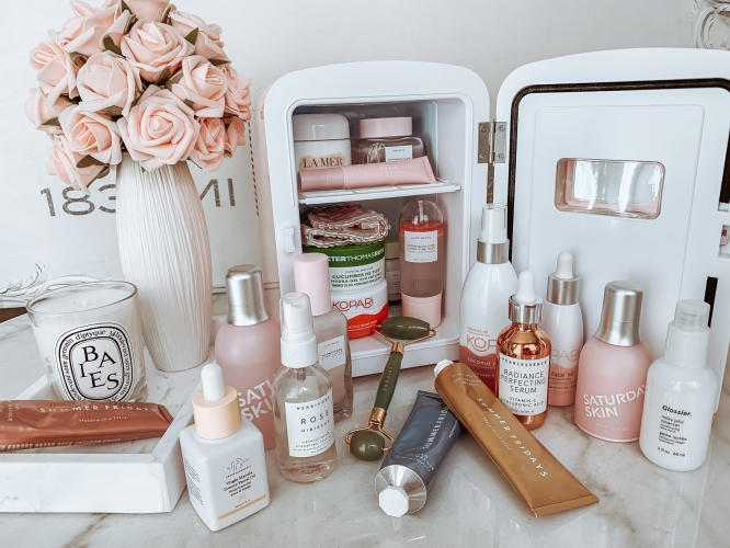 Do you need a beauty fridge   for your skincare products?