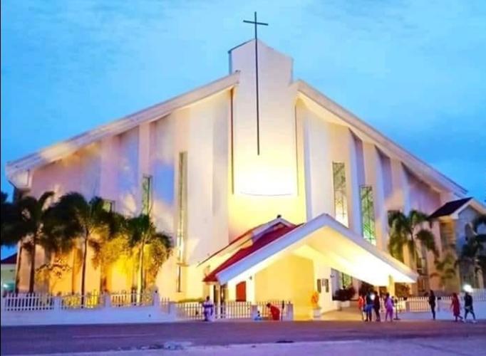 Holy Cross Shrine Bambolim celebrates 25 years of its glorious spiritual journey