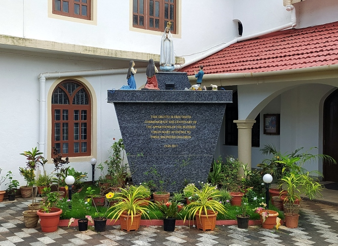 Our Lady of Fatima: Model for Catholics in Goa