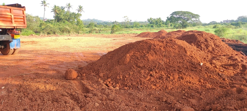 Filling of land near bypass alignment baffles villagers