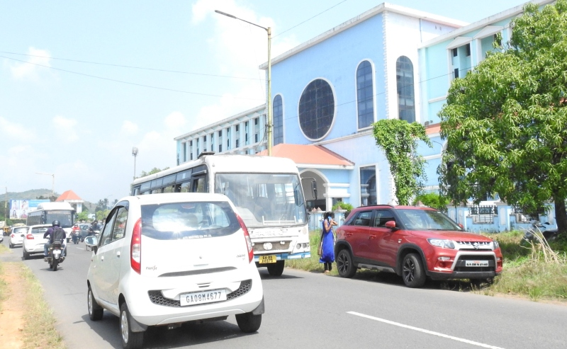 No panacea for parking ailment at South District Hospital