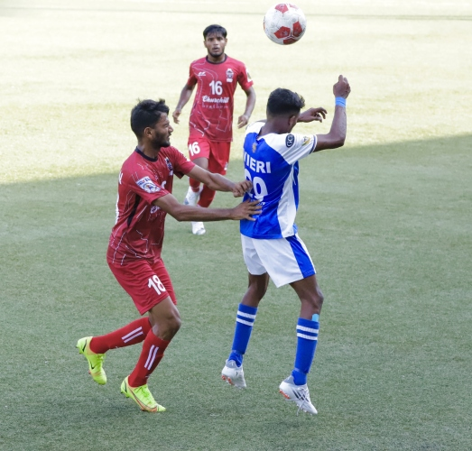 Pro League: Dempo SC, Churchill Bros share the spoils