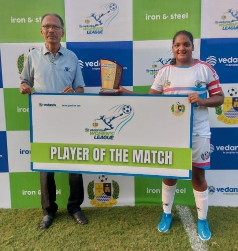 Women's League: FC YFA, Sirvodem SC win